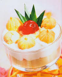 Resep Puding Spons